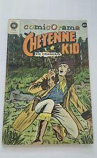 cheyenne kid comicorama # 1023 . edition heritage
