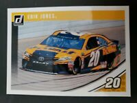 2019 Donruss Racing NASCAR Base Cars #99 Erik Jones