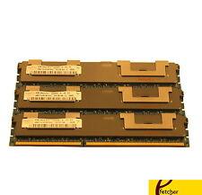 12GB (3X4GB) DDR3 ECC REG. MEMORY FOR DELL PRECISION WORKSTATION T5500, T7500