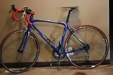 MODIFIED 2006 CARBON FIBER GIANT OCRc2 ROAD BIKE,RACING BICYCLE,MEDIUM SIZE