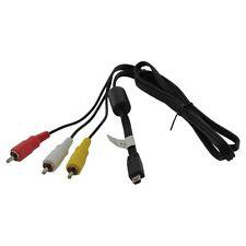 AV Kabel für Canon PowerShot S100  S110 TV PC Verbindungskabel