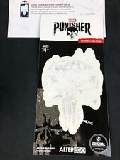 Punisher Decal Frank Castle Skull Symbol Loot Crate May 2018 Marvel Car Laptop