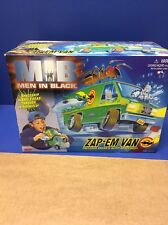 MIB Men In Black Zap Em Van w/ Edgar Spaceship Galoob 1997 NIB