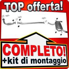 Scarico Completo KIA SPORTAGE 4X4 2.0D CRDi Marmitta Y99B