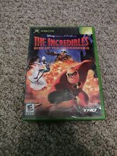 Incredibles: Rise of the Underminer Xbox. Untested