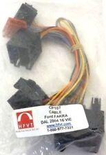 Hfvt CP107 Parrot Bluetooth Adaptador Manos Libres Juego de Cables para Ford