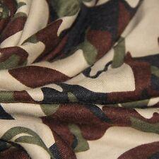Man's Fashion Winter 100% Cotton Scarf Warm Army Camouflage Scarves