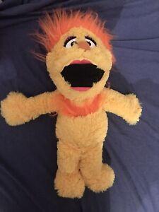 "Rare Furchester Hotel Funella Plush Soft Toy Sesame Street CBeebies Toy 18"""