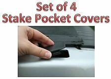 Truxedo 1704211 Set of 4 Black Stake Pocket Covers for 09-18 Ram