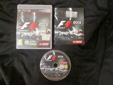 PS3 : F1 2013 - Completo, ITA ! Il gioco ufficiale della Formula 1 Uno !