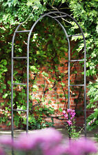 Tom Chambers Classic Steel Garden Arch - 2.2m High