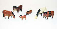 Bachmann 36-080 Horses Figures 00 Gauge Model People Model Railway