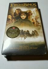 The Lord of the Rings: The Fellowship of the Ring (VHS, 2002) NEW SEALED