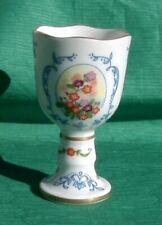 Vintage FP 1982 Egg Cup Primrose February Fine Porcelain Japan / Birthday Gift