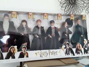 Harry Potter doll figurine Hogwarts gift set huge