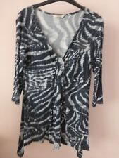 ladies swing style top BHS Petite Size 14 Immaculate Condition worn twice