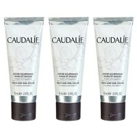 Pack of 3 CAUDALIE Hand And Nail Cream 75ml Ultra Rich Hand Repair Care#10773_3