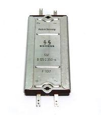 Siemens Selen-Gleichrichter / Graetz Brücke, B125 C350 - a, NOS