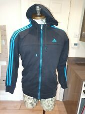 Mens Adidas Zipped Hoodie Size Large