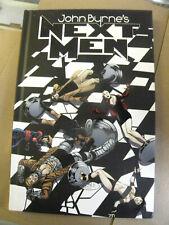 IDW 2011 John Byrne 's NEXT MEN: SCATTERED vol 1 hc reg $22 an