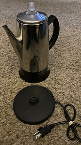 Cuisinart 4-12 Cup Classic Coffee Percolator Stainless Model PER-12