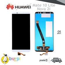 DISPLAY LCD + TOUCH SCREEN  HUAWEI MATE 10 LITE BIANCO RNE-L00 / NOVA 2i AAA+