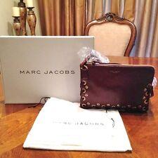 NWT Marc Jacbos The Laces Secret Bag Crossbody Bag in Bordeaux