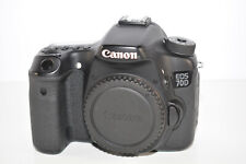 Canon EOS 70D 20.2MP Digital SLR Camera Black Body