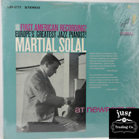 Martial Solal ‎– At Newport '63 1963 Original lp LSP 2777 - Jazz  - EX/EX
