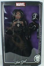 Marvel Black Panther Inspired 'Fan Girl' Action Figure Doll by Madame Alexander