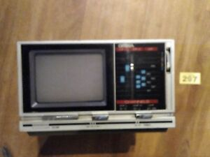 Retro Omega portable Tv