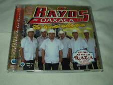 LOS RAYOS DE OAXACA El Ritmo de Los Rayos CD Mexico Latin Chilenas Spanish