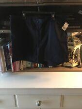 Inkas Navy Blue Uniform Shorts Size Junior 17 Nwt