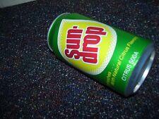 Sundrop Soda Can~Crush International~All-American Bottling~Aluminum~12 Oz