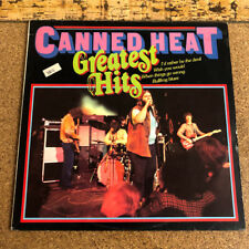 Canned Heat - Greatest Hits (LP, RE)