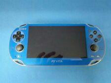 PlayStationVita Wi-Fi Model Sapphire Blue PCH-1000 ZA04 Used
