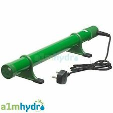 More details for lighthouse ecoheat tube heater mountable greenhouse growroom heating hydroponics