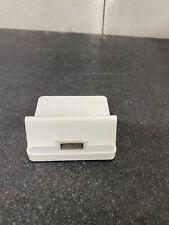 Apple Ipad Original De Escritorio Estación De Acoplamiento, A1352, blanco vendedor Reino Unido Libre P&P