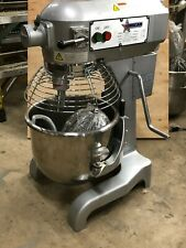 Omcan Sp200A 20 quart mixer with bowl and attachments