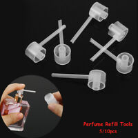 Cosmetic Pump Dispenser Diffuser Splitter Perfume Refill Tools Filling device
