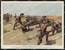 Carl Becker Schutztruppe DSWA Hptm Bech Morenga Gefecht Van Rooisvley Wüste 1906