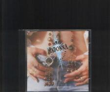 CDs de música rock Madonna