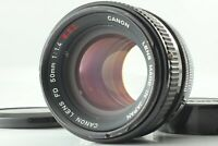 FedEx [Exc+5] Canon FD 50mm f1.4 S.S.C ssc Lens Standard MF Prime From Japan #16