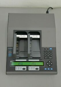 CADEX C7200 Battery Analyzer & Charger w/ 2 Philips M3538A Module Adapters