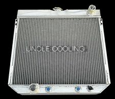 NEW 3 ROWS 67-70 Mercury Comet/Cougar FORD MANY MODELS all aluminum radiator