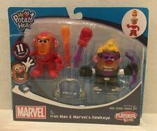 New Mr. Potato Head Marvel Iron Man & Hawkeye Mixable Mashable