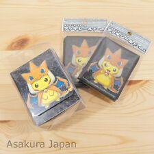 Pokemon Center Mega Tokyo Charizard Y Pikachu Pikazard Card Deck Case Sleeves 2P