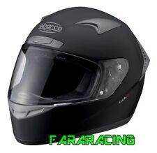Casco SPARCO Club X-1 Taglia M colore Nero Kart Endurance Noleggio tempo libero
