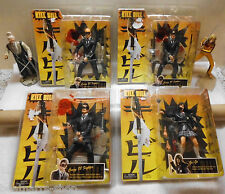 Kill Bill Action Figuren Sammlung - Crazy 88 Fighters - Go-Go MOC +++
