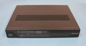 Cisco C892FSP-K9 Gigabit Ethernet Security Router